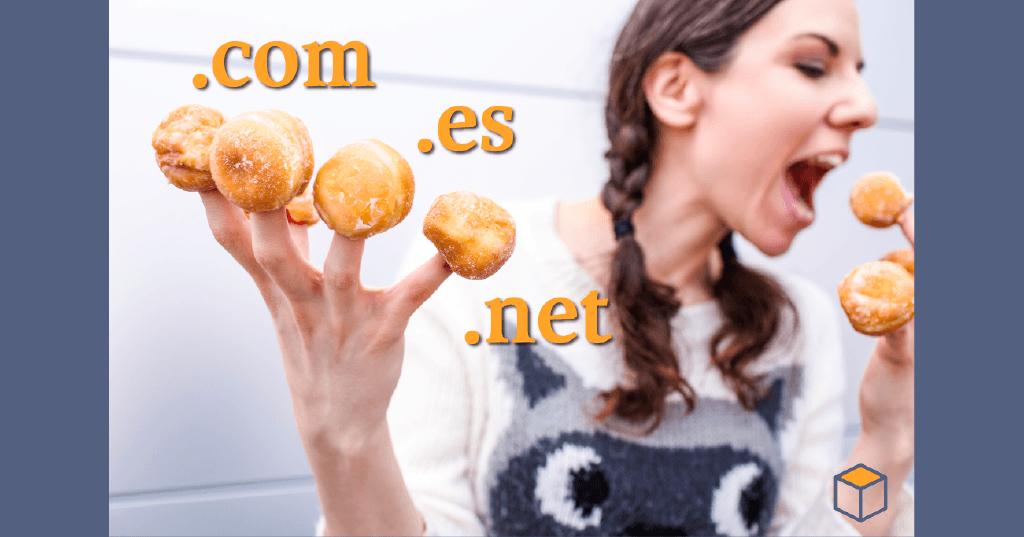 pastas y dominios