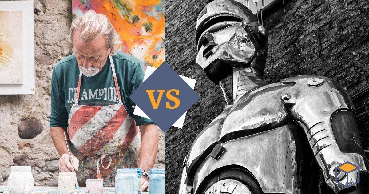 artista-vs-robot